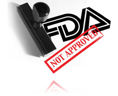 fda-notapproved
